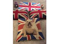 Union Jack bedroom accessories