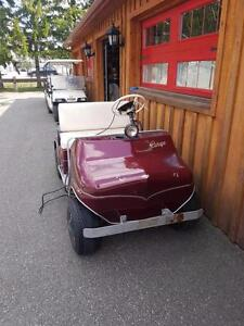 Voiturette de Golf PARGO  $ 1000