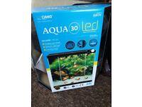 25 litre fish tank brand new