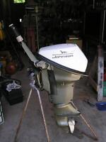 OUTBOARD REPAIRS - All makes up to 15 HP