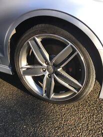 """Audi S3 8v 19"""" alloys genuine"""