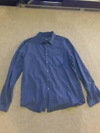 Two large topman mens shirts