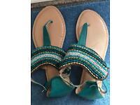 Women's summer sandal