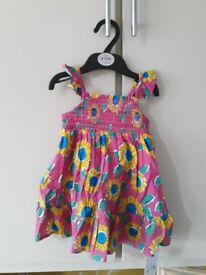 Bundle of Marks & Spencer baby girl Summer clothes. 3 to 6 months. BNWT