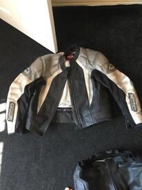 Pro Sport Motorbike leathers