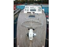 Bowman 46 Yawl sailing yacht, GRP, ex condition. Refit almost complete.