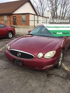 2005 Buick Allure CX | CERTIFIED | ESTESTED