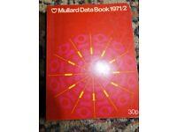 Mullard data books