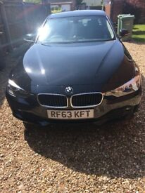BMW 3 series. Mileage will increase on daily basis. Amazing car. Service and MOT just done.