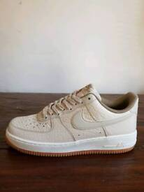 Nike Air Force One '07 Premium • size 7 • BNIB • RRP £120