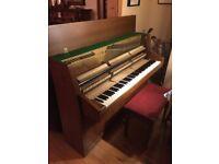 Small Modern Upright Piano