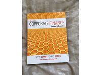 Corporate Finance: Theory & Practice - 8th Ed