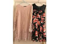 Two dresses size 12