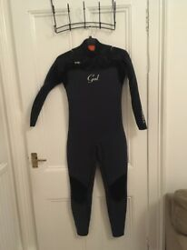 Woman's Wetsuit Size 12. Good As New, unused, never wet