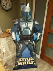 Star wars standee cardboard cut outs
