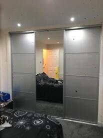 Sliding wardrobes doors made to measure