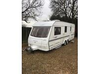 Coachman laser with motor mover awning aircon