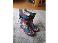 Girls wellies size 11 from Animal