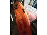 Ocean kayak Big Yak