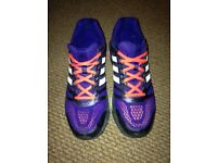 Adidas sequence boost U.K. Size 9 trainers