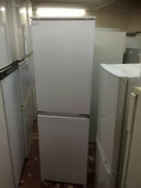 Inter grated fridge freezer £145 can deliver and install