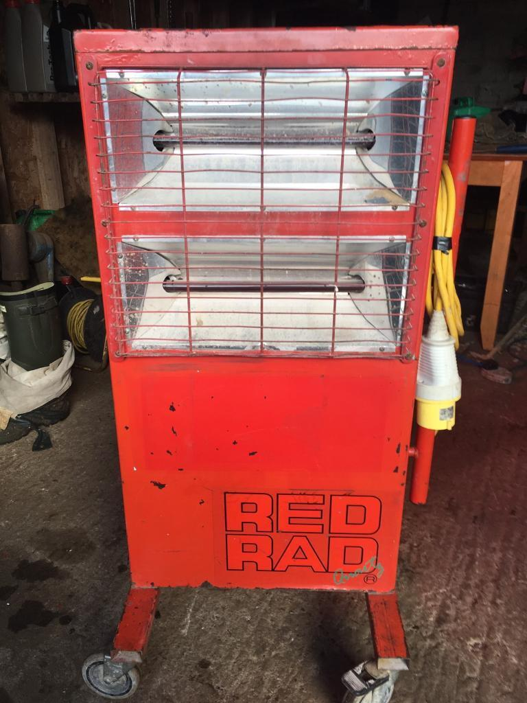 Red Rad heater