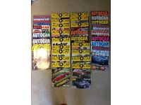 Autocar / Car magazines late 1990's