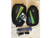Oxford first time saddle bags *NEW*