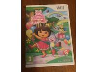 Dora's big birthday adventure (Wii game)