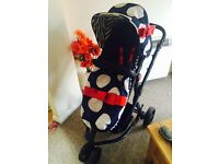 Cosatto 3 in 1 push chair for sale