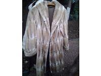 CHARITY SALE : vintage coat