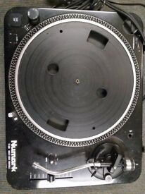 Numark TT100 direct drive DJ record deck turntable