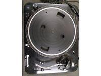 Numark TT100 direct drive DJ record deck turntable
