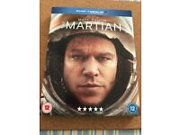 'The Martian' Blu-ray