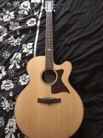 Electro-Acoustic Guitar - Tanglewood TW155 SS CE