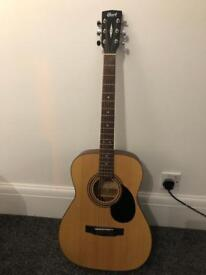 Cort AF510OP Acoustic Guitar used but in great condition