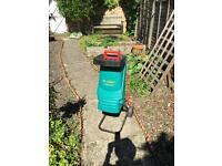 Bosch AXT Rapid 2000 Garden Shredder / SOLD
