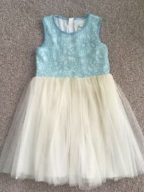 Yumi Girls party dress