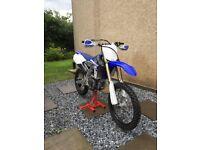2015 Yamaha yz250f yzf yzf250 mx YZF not KTM motorcross 250cc