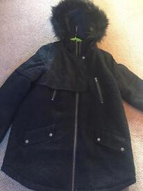 Label Lab duffle coat size 12