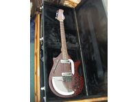 DANELECTRO SITAR PLUS GATOR CASE-SUPERB CONDITION-POSTAGE CAN BE DISCUSSED-OFFERS CONSIDERED