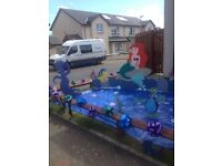 Gala day house theme under the sea