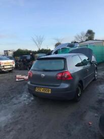 ♻️Golf 2.0 Tdi For Parts Good Engine Gearbox and turbo ♻️