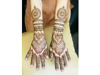 HENNA MEHNDI TATTOO ARTISTS SERVICES - Available for Bridal, Parties & Events