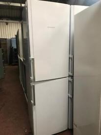 Hotpoint White - Fridge Freezer - Used