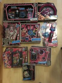 Brand new Monster high bundle - job lot or willing to sell individually
