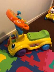 VTech Sit and Discover Ride-On