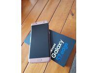 Samsung S7 Edge Pink 32gb UNLOCKED