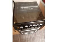 Canon by Hotpoint 4 ringed gas cooker