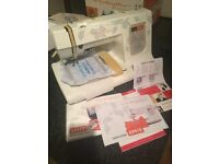 Household Embroidery Machine for sale (unused)